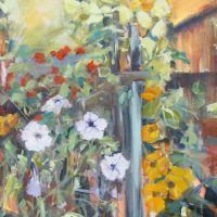 Sunflowers by Sandra Rubin