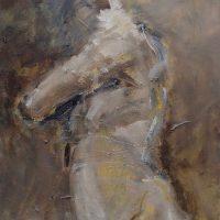 Turning Figure by Sandra Rubin