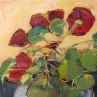 Light on Leaves - by Sandra Rubin